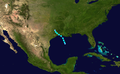 1882 Atlantic hurricane 3 track.png