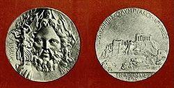 definition of medal