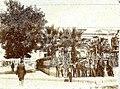 1903, Valparaíso, Huelga Portuaria - Plaza Echaurren.jpg