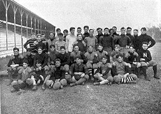 1903 Nebraska Cornhuskers football team - Image: 1903 Nebraska Cornhuskers football team
