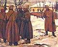 1918 - Camil Ressu - Soldati 1918 - Marele Razboi.jpg