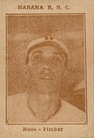 Buster Ross - Image: 1923 Tomas Gutierrez Buster Ross