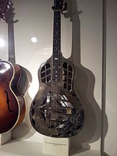 resonator guitar wikipedia Resonator Guitar Open G Tuning