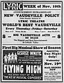 1930 - Lyric Theater - 9 Nov MC - Allentown PA.jpg