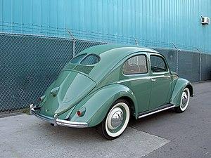 Preservation and restoration of automobiles - Restored 1949 VW Bug/Beetle