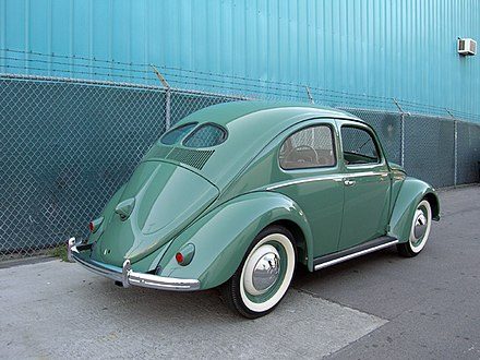 "1949 Volkswagen ""split rear window"" Sedan 1949 VW Beetle.jpg"