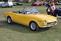 1970 Fiat 124 Spider Sport - yellow - fvr-1 (4637127767).jpg