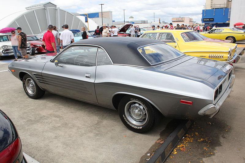 File:1973 Dodge Challenger (24675633711).jpg