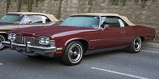 Pontiac Grand Ville car model