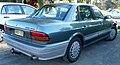 1993 Mitsubishi Magna (TR) Executive V6 sedan (2009-08-08).jpg
