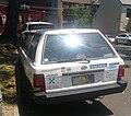 1993 Subaru L Series Deluxe Sportswagon station wagon (13789631943).jpg