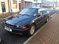 1996 BMW 750IL (12693117345).jpg