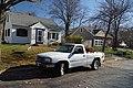 1997 Mazda B2300 Pick-Up (30870582805).jpg