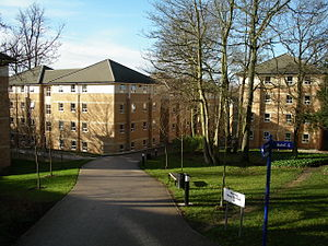 Oxford Brookes University - Cheney Student Village