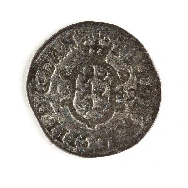 File:1 skilling silvermynt, 1649 - Skoklosters slott - 109567.tif