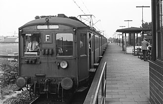 S-train (Copenhagen) - 1st generation S-train, August 1969