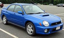 Pre Facelift Subaru Impreza Wrx Sedan Us