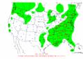 2002-10-11 24-hr Precipitation Map NOAA.png