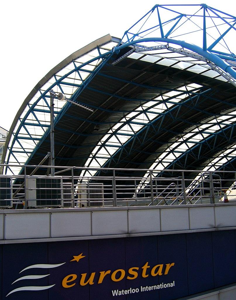 Eurostar London To Paris Train And Hotel
