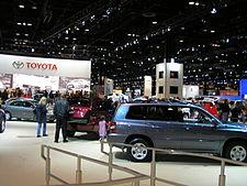 chicago auto show wikipedia