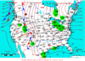 2007-04-08 Surface Weather Map NOAA.png