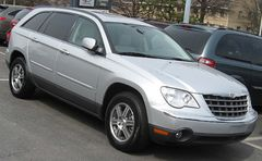 2004-2006 Chrysler Pacifica Touring