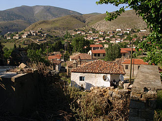 Imbros - Village of Dereköy