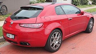Alfa Romeo Brera and Spider - Alfa Romeo Brera