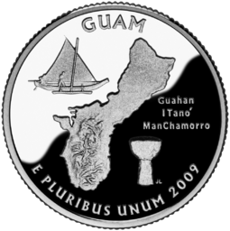 2009 Guam quarter 2009 GU Proof.png