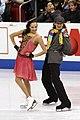2009 World Championships Dance - Oksana DOMNINA - Maxim SHABALIN - 7157a.jpg