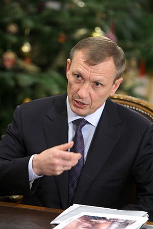 Nikolay Denin - Image: 2010 12 24 Николай Денин