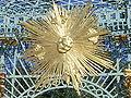 2010.Gitterpavillon verziert mit vergoldeten Sonnen und Instrumenten(1775)-Sanssouci-Steffen Heilfort.JPG
