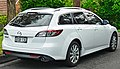 2010 Mazda6 (GH Series 2 MY10) Touring station wagon (2011-11-18) 02.jpg
