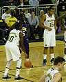 20111117 Tim Hardaway, Jr shooting a free throw.jpg