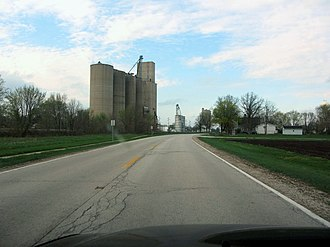 Danforth, Illinois - Image: 20120324 115 Danforth, Illinois