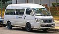 2012 Era Jinbei 2.2L Armour Security vehicle in Cyberjaya, Malaysia (01).jpg