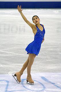 Kanako Murakami Japanese figure skater