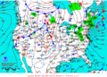 2013-02-17 Surface Weather Map NOAA.png