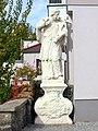 2013.10.21 - Ybbs an der Donau - hl. Johannes Nepomuk Burgplatz 8 - 01.jpg