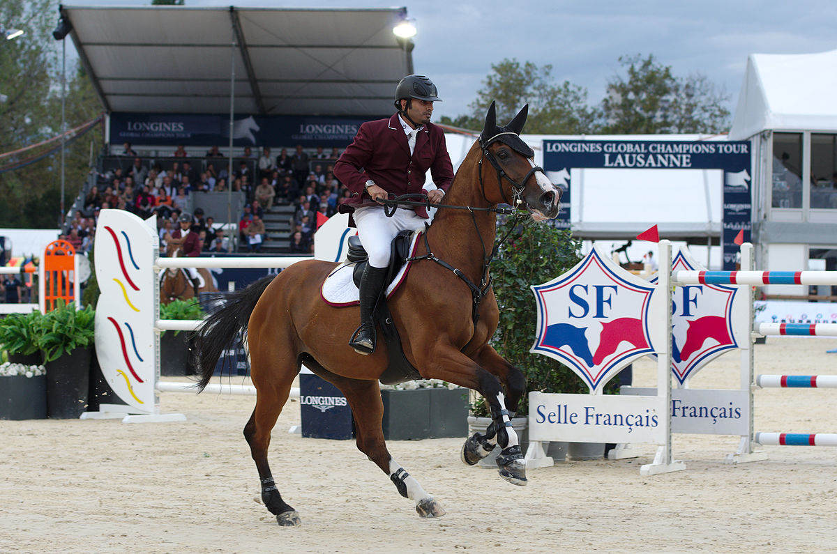 Equestrian Global Champions Tour Live Stream Madrid