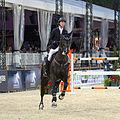 2013 Longines Global Champions - Lausanne - 14-09-2013 - Ben Maher et Tripple X III.jpg