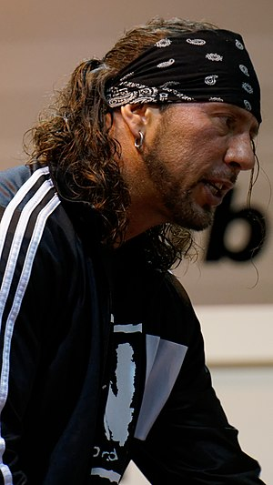 New World Order (professional wrestling) - Syxx was the sixth person to join the nWo