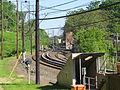 20140526 02 SEPTA Route 100 @ Beechwood Brookline (16788750811).jpg