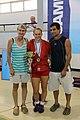 2014 С родителями на Чемпионате Израиля по самбо.jpg