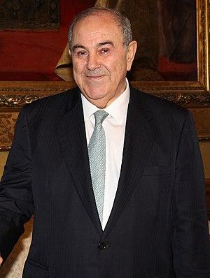 Ayad Allawi - Image: 2014 Allawi