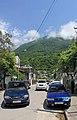 2014 Gagra, Widok na ulicę Shapsug.jpg