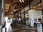 2015-05-05 10 53 23 Interior of the Elko Regional Airport terminal in Elko, Nevada.jpg