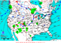 2015-10-21 Surface Weather Map NOAA.png