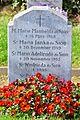 2016-04-15 GuentherZ (124) Wien11 Zentralfriedhof Ruhestaette Klosterfrauen von Notre Dame de Sion.JPG