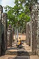 2016 Angkor, Angkor Thom, Bajon (53).jpg